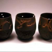 3 Smoked Pots