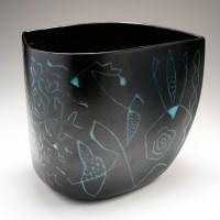 Black Vase Form