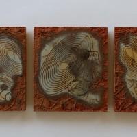 Ellipses Triptych