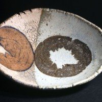 Inlay Slab Bowl