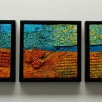 Canadian Shield (Triptych)
