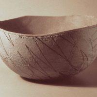 Press-moulded Bowl